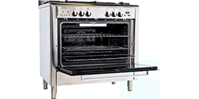 gas oven image